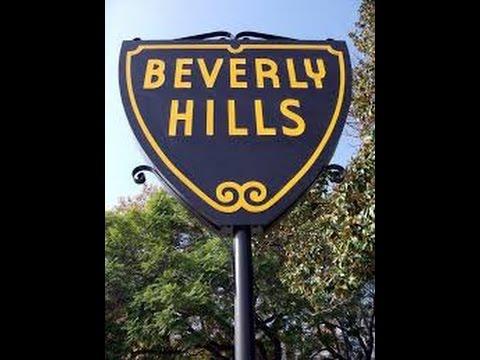 💥США.КТО ЖИВЁТ в Беверли Хиллз💥💥Beverly Hills💥💥💥Rodeo Drive