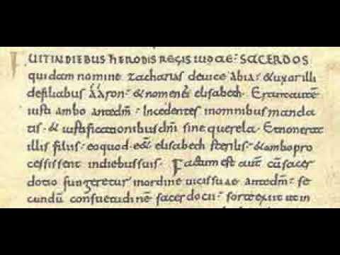 Carolingian minuscule | Wikipedia audio article