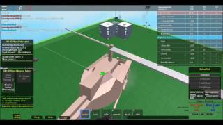 EPIC PLANE MISSILE BATTLE | Roblox 2 (Armored Patrol 1)