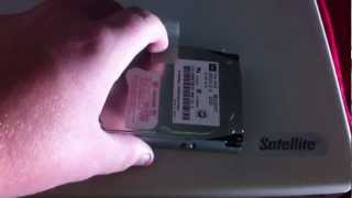 Small...big? Hard drive