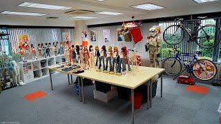 Mirai Store Tokyo & Culture Japan office tour by Danny Choo
