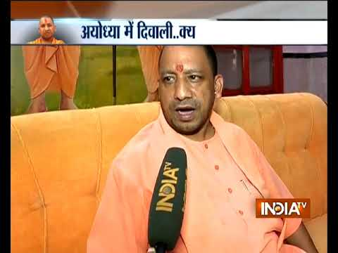 India TV Exclusive Interview with UP CM Yogi Adityanath on Taj Mahal controversy