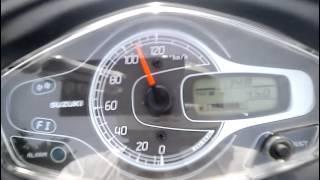 アドレスV 156全開加速 thumbnail