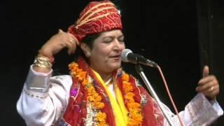 Vishni Israni - Performing Of Bhagat Kanwar Ram Songs