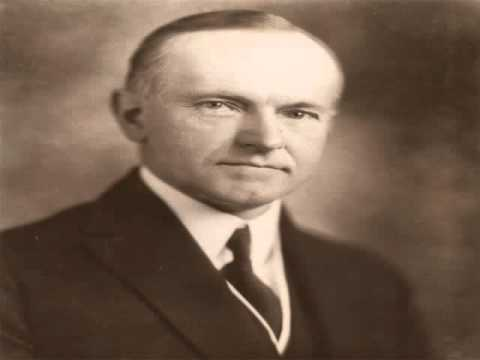 Calvin Coolidge Thanksgiving Proclamation 1925 100714