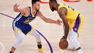 Come Talk About LeBron Vs Curry