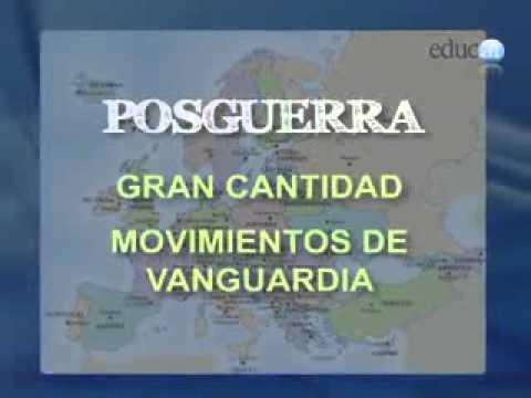 Literatura de Vanguardia 1 parte