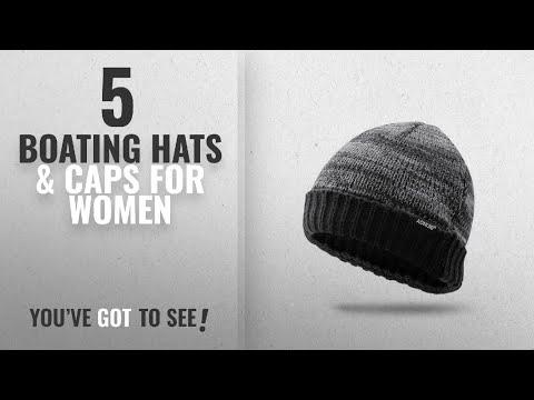 top-10-boating-hats-&-caps-for-women-[2018]:-aonijie-men-women-winter-hats-outdoor-sport-knit