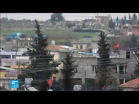 المدفعية التركية تقصف أهدافا في عفرين والسكان ينتظرون ساعة الصفر  - نشر قبل 1 ساعة