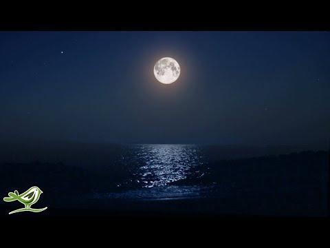 Deep Sleep Music - Ocean Waves, Fall Asleep Fast, Relaxing Music, Sleeping Music ★138
