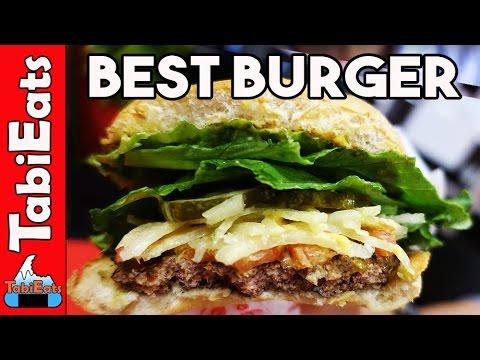 BEST Burgers in Hawaii (Teddy