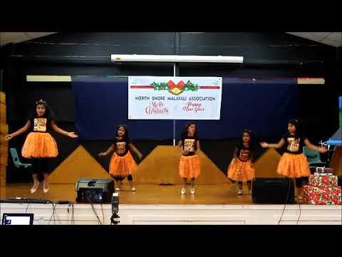 nsma 2018 kids dance(hawa hawa, tu cheez badi,hawa Hawaii)nd theyamme remix