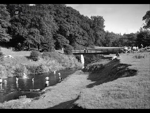 Castle Mill And The River Bollin