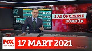 Yargıtay'dan HDP'ye  kapatma davası... 17 Mart 2021 Selçuk Tepeli ile FOX Ana Haber