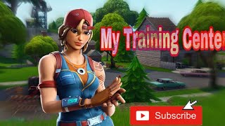Fortnite Training Center Creative Map and Code