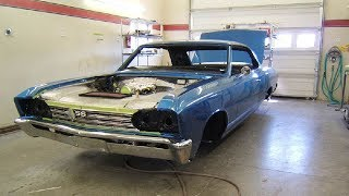 1967 Chevrolet Chevelle SS LSX Pro-Touring Build Project
