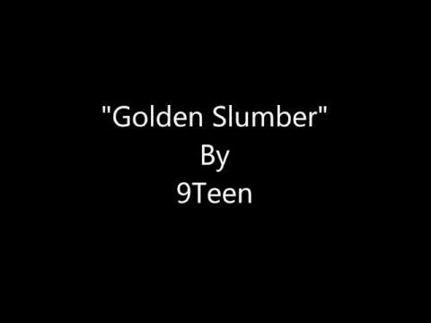 """""""Golden Slumber"""" by 9Teen (Mount Wachusett Community College)"""