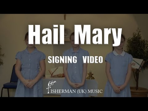 Hail Mary | Signing Video