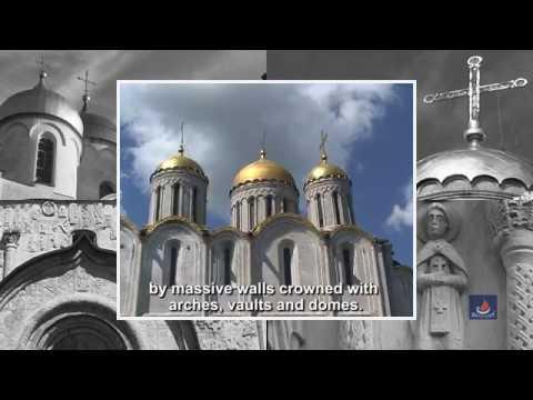 Treasures of Russian Art. Part 1. Film 2. Architecture of Ancient Rus. 11 - 14 cc..