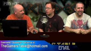 The Gamers' Table Episode 101 in HD: Cyclades Hades