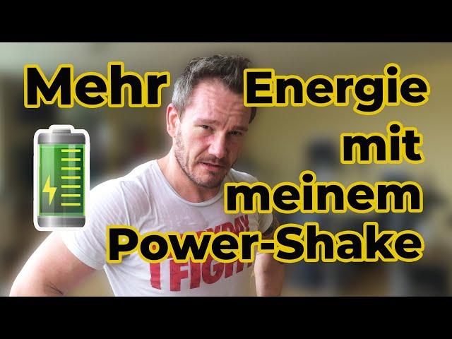 RH #28 | Du hast großes vor in Sport und Freizeit? Dann teste meinen Power-Shake!