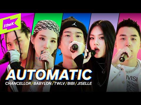 Youtube: AUTOMATIC / Chancellor, Babylon, twlv, MOON, BIBI, Jiselle