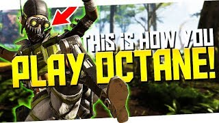 """One of iTemp Plays's most viewed videos: *THIS* Is How You Play OCTANE! - Apex Legends New Character """"Octane"""" Gameplay!"""