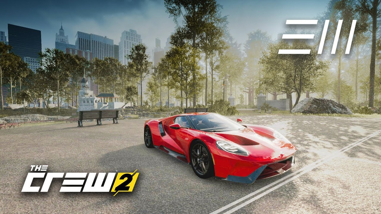 The Crew  Ford Gt Vs The Grand Tour Recreation Challenge