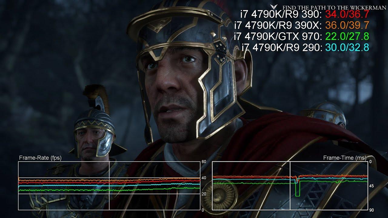 AMD Radeon R9 390 8GB review • Eurogamer net