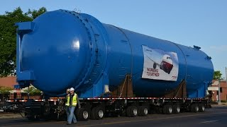Giant Autoclave for Boeing 777X Parts Makes its Move