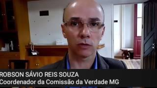 Comissão da Verdade que investiga crimes durante a ditadura passa por JF