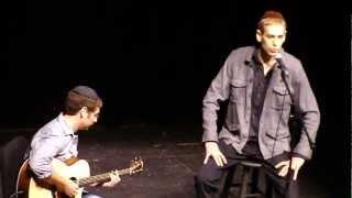 Matisyahu Jerusalem Acoustic Live in San Antonio Empire Theater