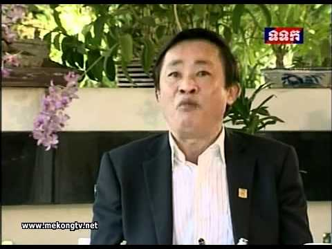 The Vietnamese  Agri-industrial Farming in Cambodia