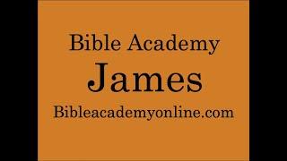 Intermediate Bible Training Tier 3 Lesson 17 James 1:1-4 L.1