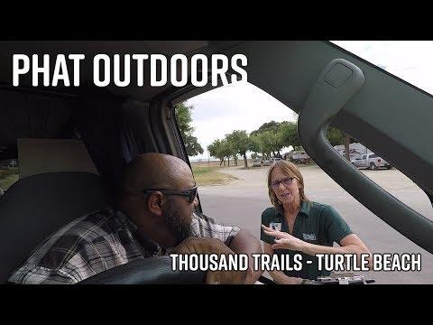 PHAT Outdoors | Thousand Trails Turtle Beach | San Joaquin River Fishing