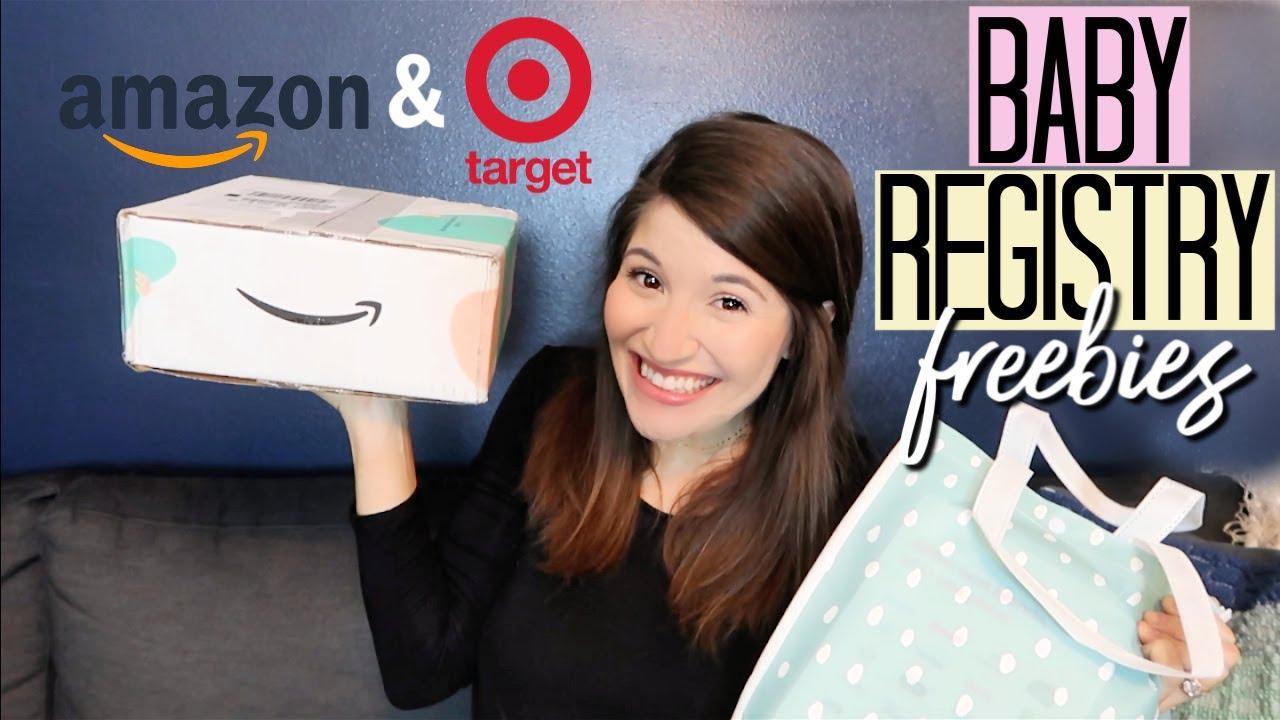 Amazon + Target Baby Registry Freebie Boxes 2020   FREE ...