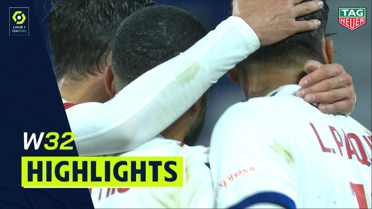 Download Highlights Week 32 - Ligue 1 Uber Eats / 2020-2021