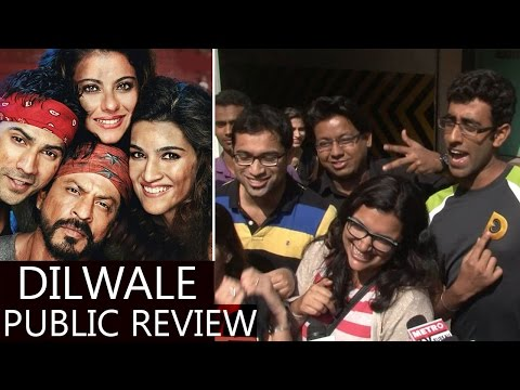 dilwale-public-review