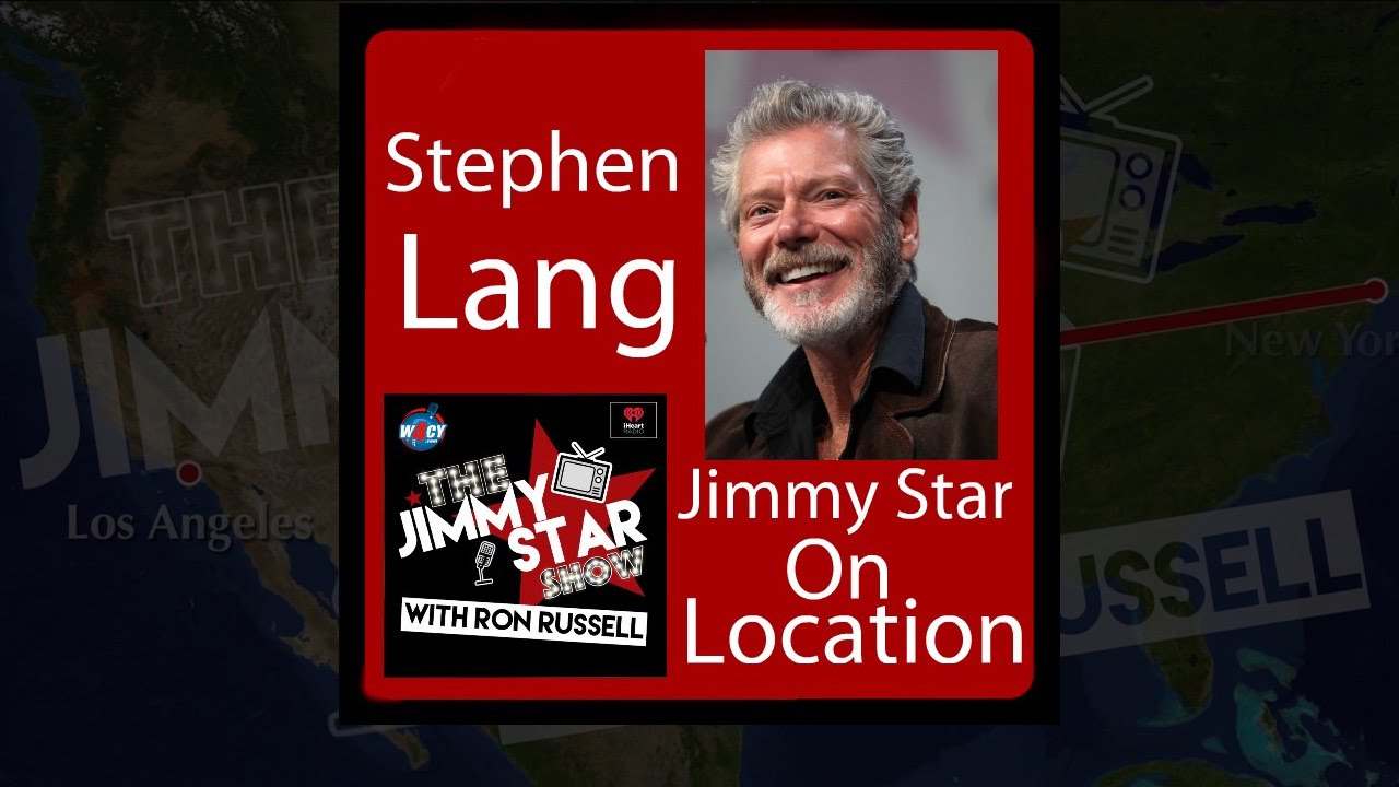 jimmy star interviewing iconic actor stephen lang jimmy star interviewing iconic actor stephen lang