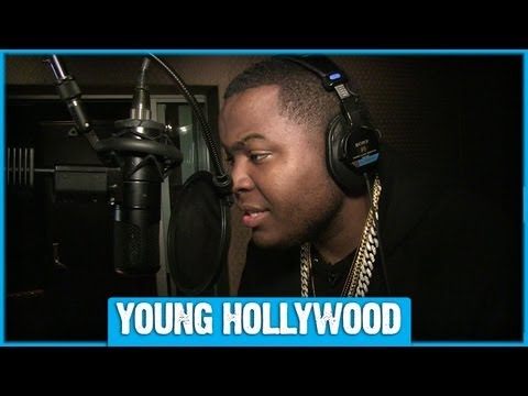 Sean Kingston Private Studio Tour