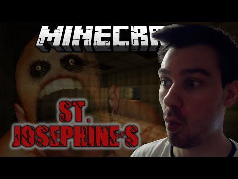 Minecraft:  ST. JOSEPHINE'S! - Horror Map!