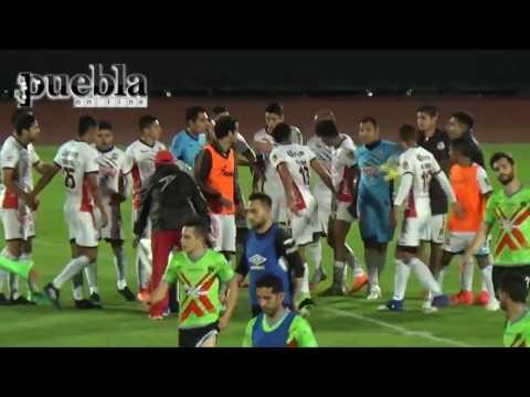 Lobos BUAP vs FC Juárez 2-1, ida, Final, Liga de Ascenso MX 2017, goles
