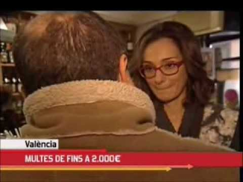 Multes a prostitutes i clients a València (Vídeo complet)
