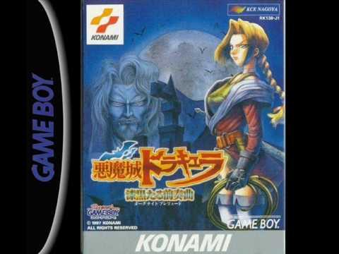 Castlevania Legends Music (Game Boy) - Vampire Killer (Final Battle)