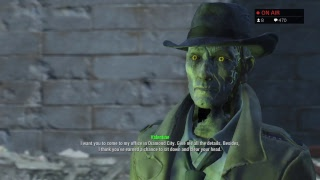 Fallout 4 with veiwer help!!!!