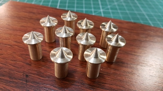 Dowel Centers Without Lathe