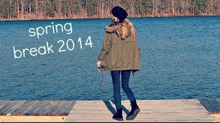 Spring Break 2014: Trout Lodge | makeupkatie95 Thumbnail