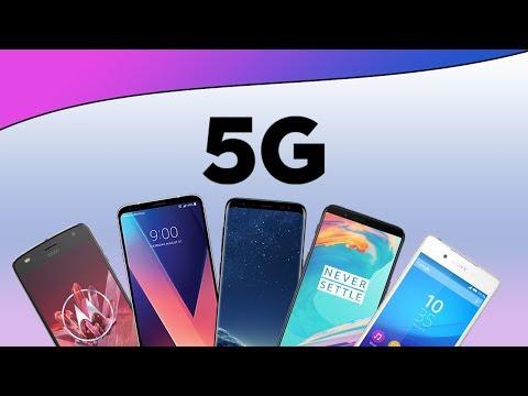 5G Phones in 2019!