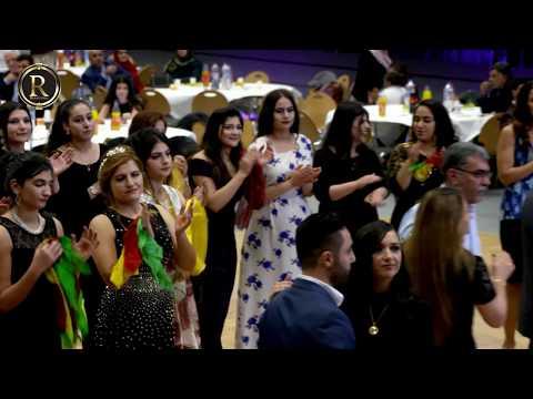Grup Meyro - Kader & Cihan - Leipzig - kurdische Hochzeit - by Resatvideo