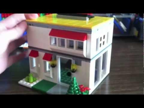 Lego Mini House 1 Youtube